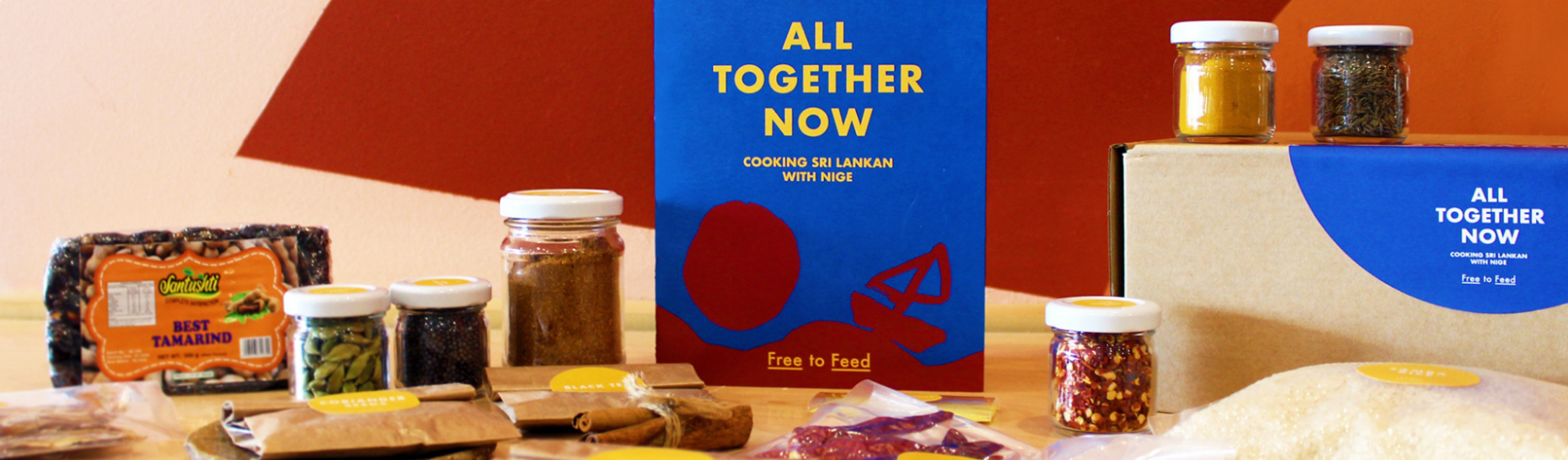 Free to Feed Instruction Pamphlet and Ingredients
