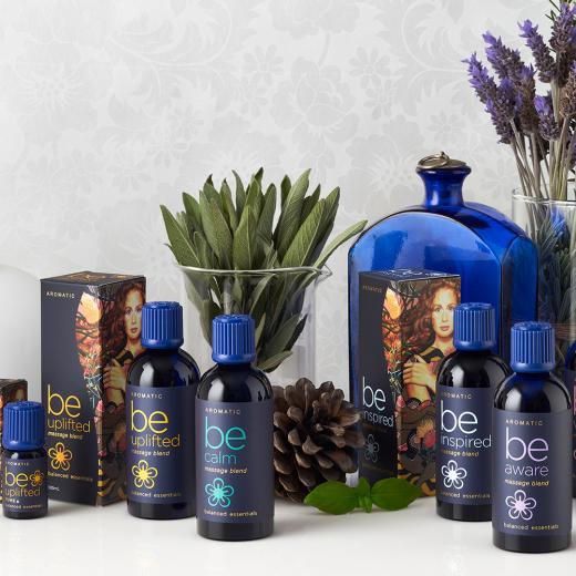 Balanaced Essentials essential oils