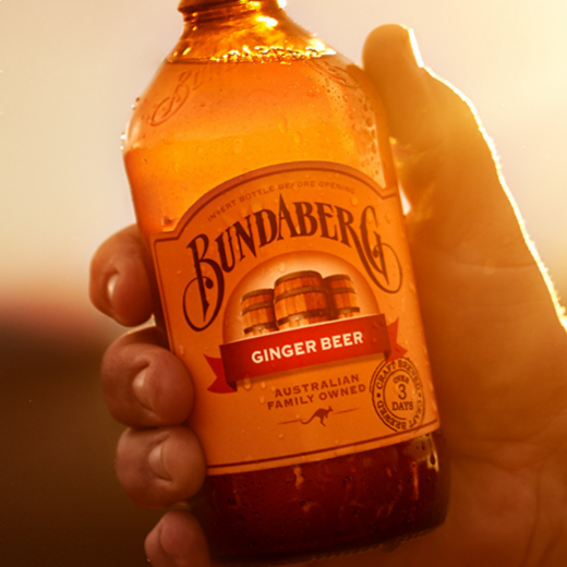 Bundaberg Brewed Ginger Beer