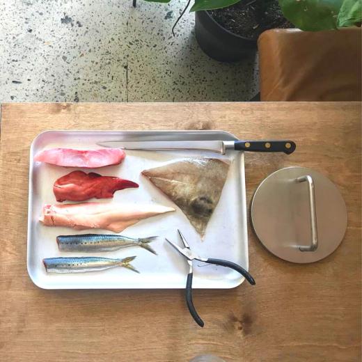 Fish Butchery Counter