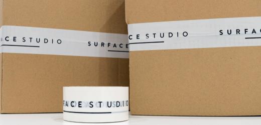 Surface Studio Carton