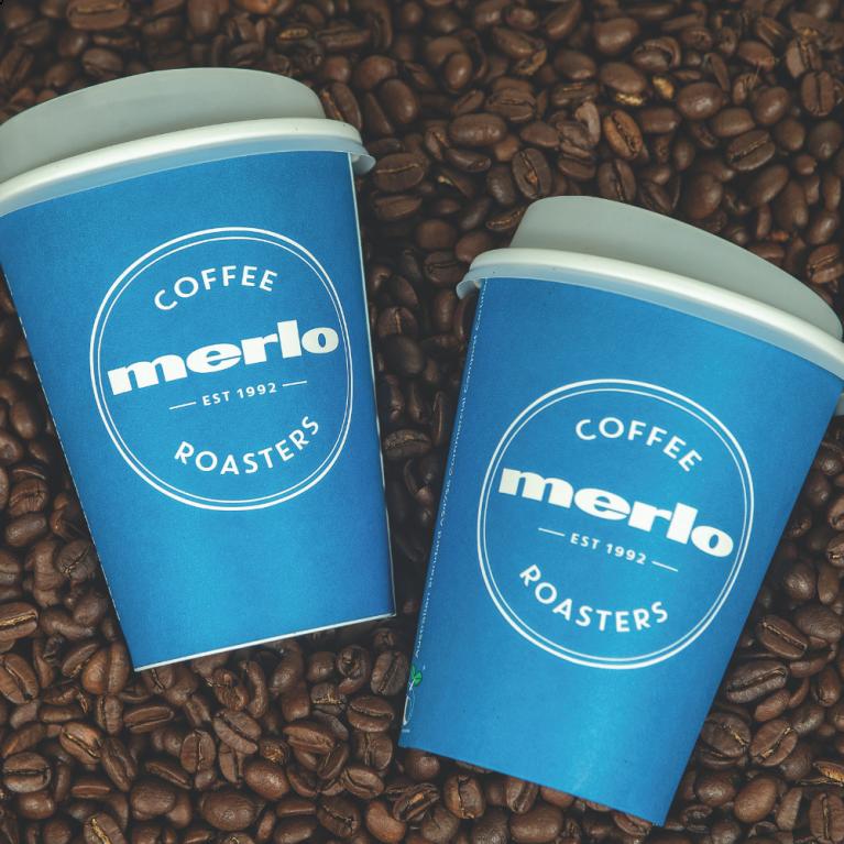 Merlo Coffe Cup