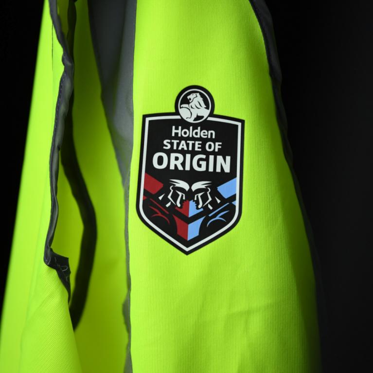 State of Origin Vest