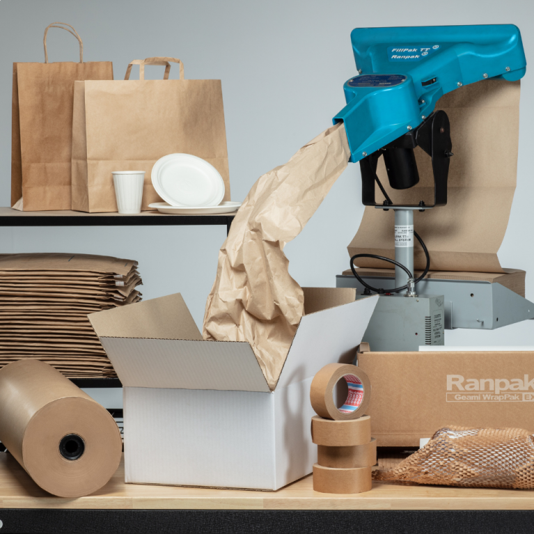 Signet's Eco Packaging Range
