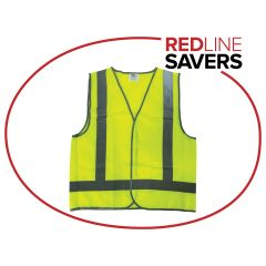 Signet Reflective Safety Vest XXL Size - Lime
