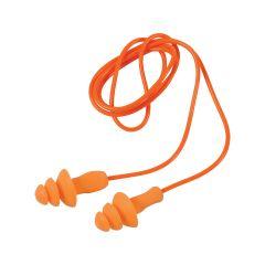3M 1270 Ear Plugs Reusable (100 pairs per box)