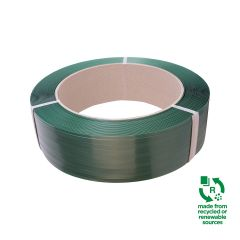 Signet Polyester Strapping - 19mm x 880m - Embossed