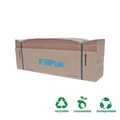 Fillpak Standard Extra Wide Format Paper - 50gsm x 500m (Use with Fillpak Standard Machine)