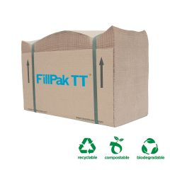 Ranpak Fillpak Small TT 50gsm x 500m - 2 packs/carton