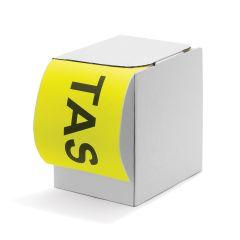 Signet's Own State Pallet Label 150mm x 210mm - TAS (465 per roll)