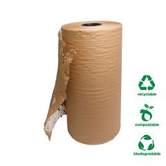 Geami Brown Kraft Paper - 500mm x 250m (Pallet Buy)
