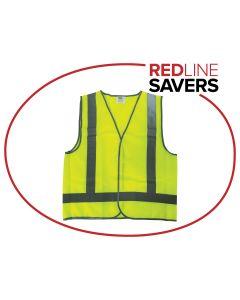 Signet Reflective Safety Vest XXXL Size - Lime