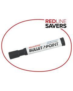 Budget Bullet Point Marker Pen - Black