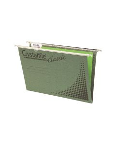 Crystalfile Classic Suspension Files - 50 per box