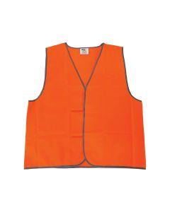 Safety Vest XL Size - Orange