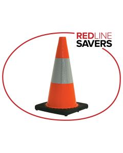 Reflective Traffic Cone - 450mm
