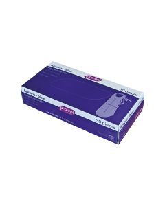 Disposable Apron - Blue (50 per box)