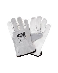 Signet's Own Split Leather Riggers Gloves - Large (12 pairs per box)