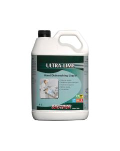 Septone Ultra Lime Dishwashing Liquid - 5L