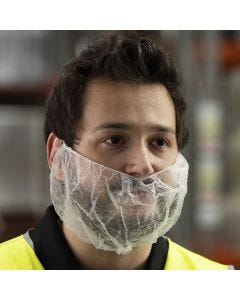 Disposable Beard Covers (500 per box)