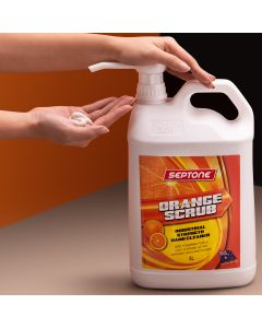 Septone Orange Scrub - 5L