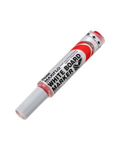 Pentel MaxiFlo Whiteboard  Marker - Red (12 per box)