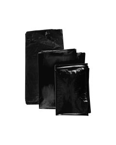 Degradable Garbage Bags - 240L Black (80 bags)