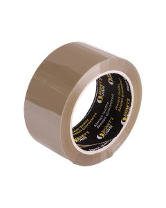 Signet's Own Hot Melt Tape 48mm x 75m - Brown