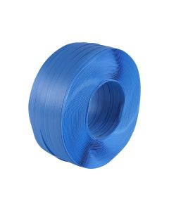 Signode® Polypropylene Machine Strapping - 12mm x 3000m Blue
