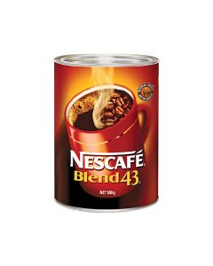 Nescafe Blend 43 Coffee 500g Pack