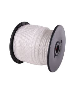 Signet's Own Silver Staple Polyethylene Rope Spool 10mm x 150m