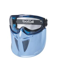 Bolle Blast Safety Goggles With Foam and Mouthguard