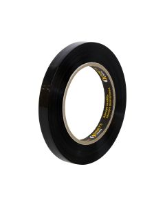 Signet Strapping Tape 12mm x 66m - Black