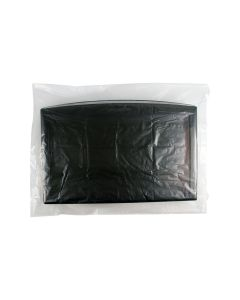 Signet Heavy Duty Poly Bags 600mm x 1200mm x 100um (100 per box)