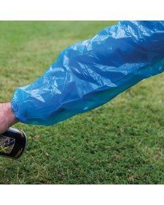 Signet Armguard Sleeve Protectors - Blue (2000 per box)