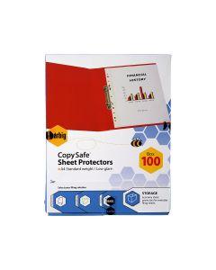 Marbig A4 Sheet Protectors