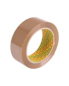 3M 371 Packaging Tape 36mm x 75m - Brown