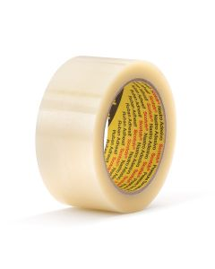 3M 371 Packaging Tape 48mm x 75m - Clear