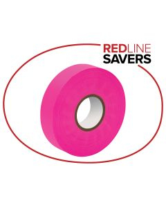 Signet's Own Flagging Tape 25mm x 75m - Fluoro Pink