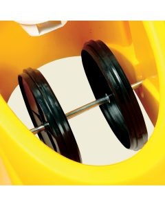 Signet Mask Wheels - Set of 2 on Axle