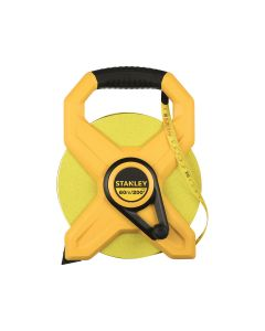 Stanley Fibreglass Measuring Tape - 60m