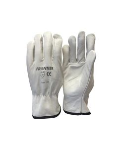 Cowgrain Riggers Gloves - Large (12 Pairs Per Box)