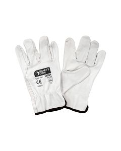 Signet's Own Cowhide Riggers Gloves - Large (12 pairs per box)