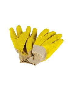 Glass Gripper Gloves - Large (12 pairs per carton)