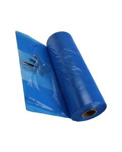 V Seal Bag 950mm + 185mm x 830mm x 36UM - Blue