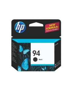 HP No.94 Black Ink Cartridge C8765WA