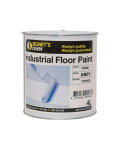 Signet's Own Industrial Floor Paint - Grey 4L
