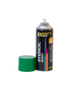 Signet's Own Stencil Spray 350g - Green