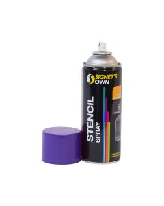 Signet's Own Stencil Spray 350g - Violet