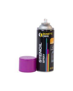 Signet's Own Stencil Spray - Purple 350g